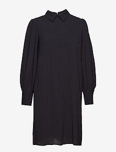 Madeline dress - robes chemises - black