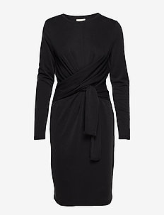 Makena dress - BLACK