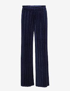 Shirley pants - BLACK IRIS