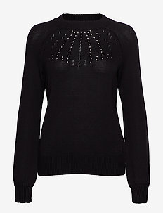 Taia knit pullover - pulls - sort