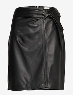 Cami skirt - short skirts - sort