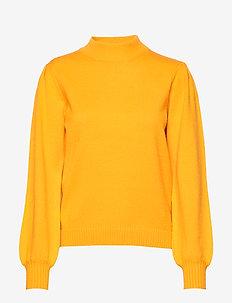 Lola knit pullover - pulls - sunflower