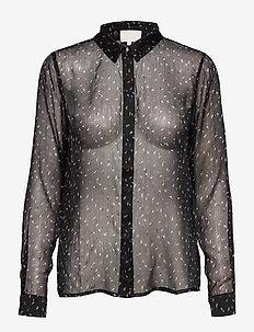 Deka shirt - long-sleeved shirts - flake print