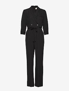 Violetta jumpsuit - combinaisons - sort