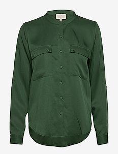 Emissa shirt - long sleeved blouses - palm tree