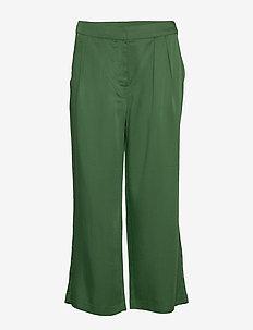 Emissa pants culotte - bukser med brede ben - palm tree