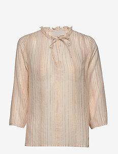 Orina blouse - blouses à manches longues - striped