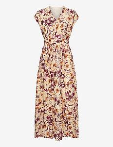 Gibba dress - midi dresses - wild flower print