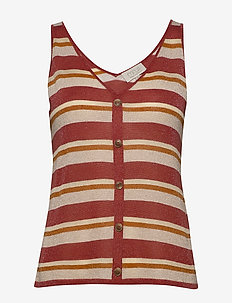 Korona striped top - knitted tops & t-shirts - striped