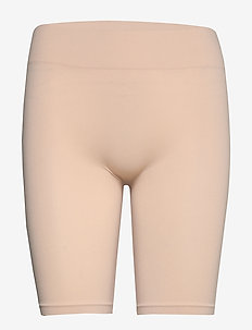 Mira shorts - cycling shorts - nude