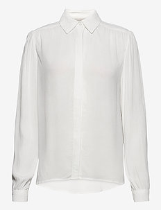 Valva shirt - koszule z długimi rękawami - broken white