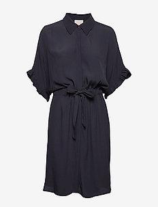Ariana shirt dress Boozt - robes chemises - black iris