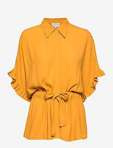 Ariana shirt Boozt - short-sleeved blouses - golden harvest
