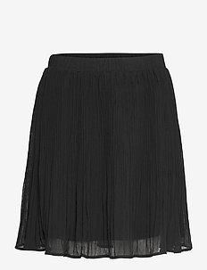 Rikka short skirt - korta kjolar - sort