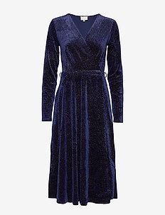 Lizzie dress Boozt - BLACK IRIS
