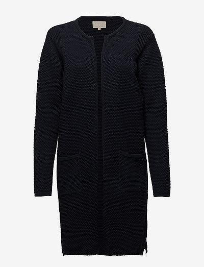 Vibe cardigan - cardigans - black iris