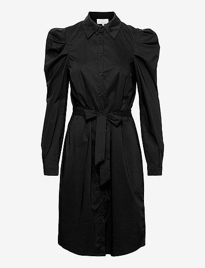 Elayna shirt dress - cocktail dresses - sort