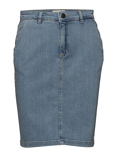 Grace skirt - DENIM