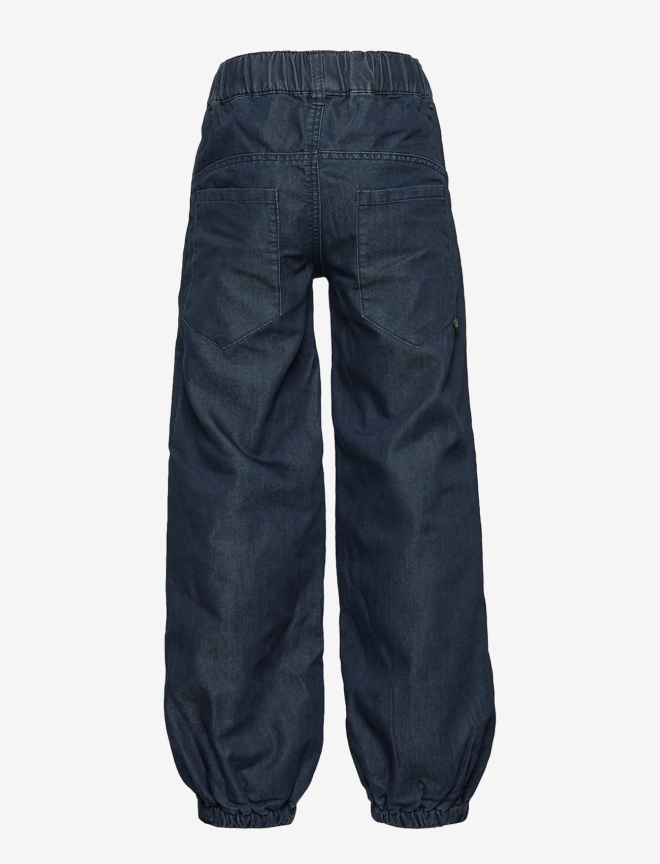 Minymo - Baggy pant -GIRL - broeken - dark blue - 1
