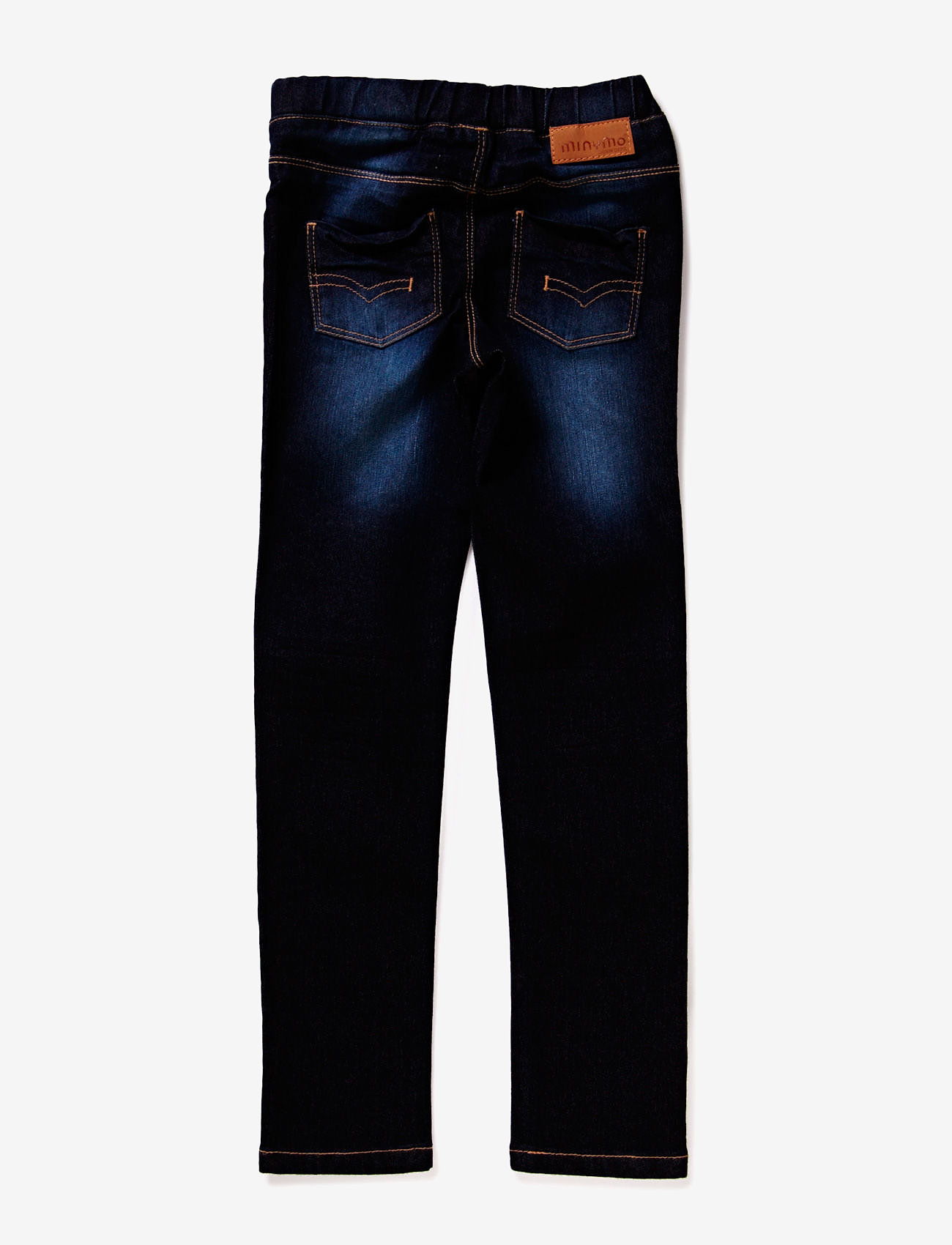 Minymo - Jeans girl - Slim fit - jeans - dark blue denim - 1