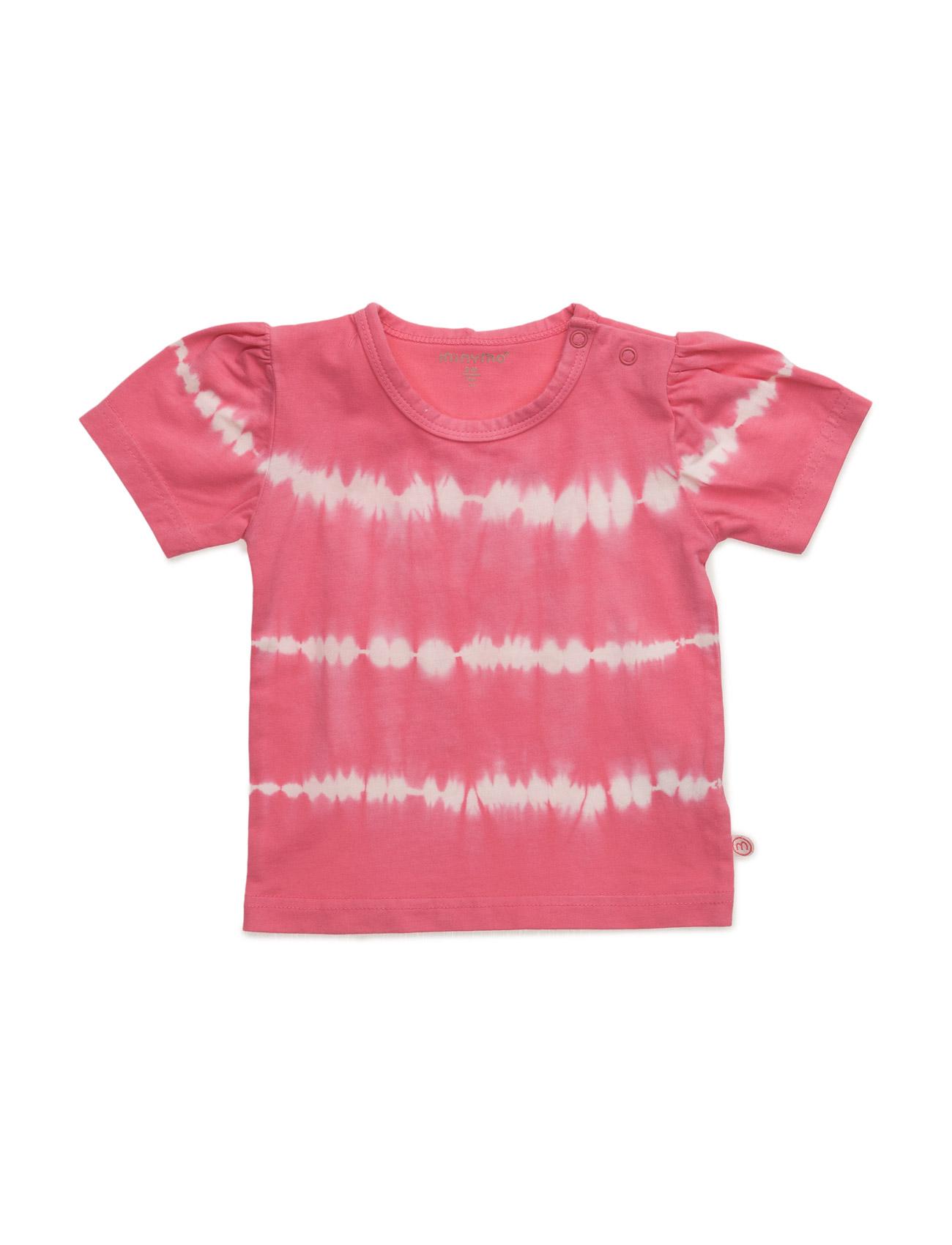 Minymo T-shirt SS w. Tie dye