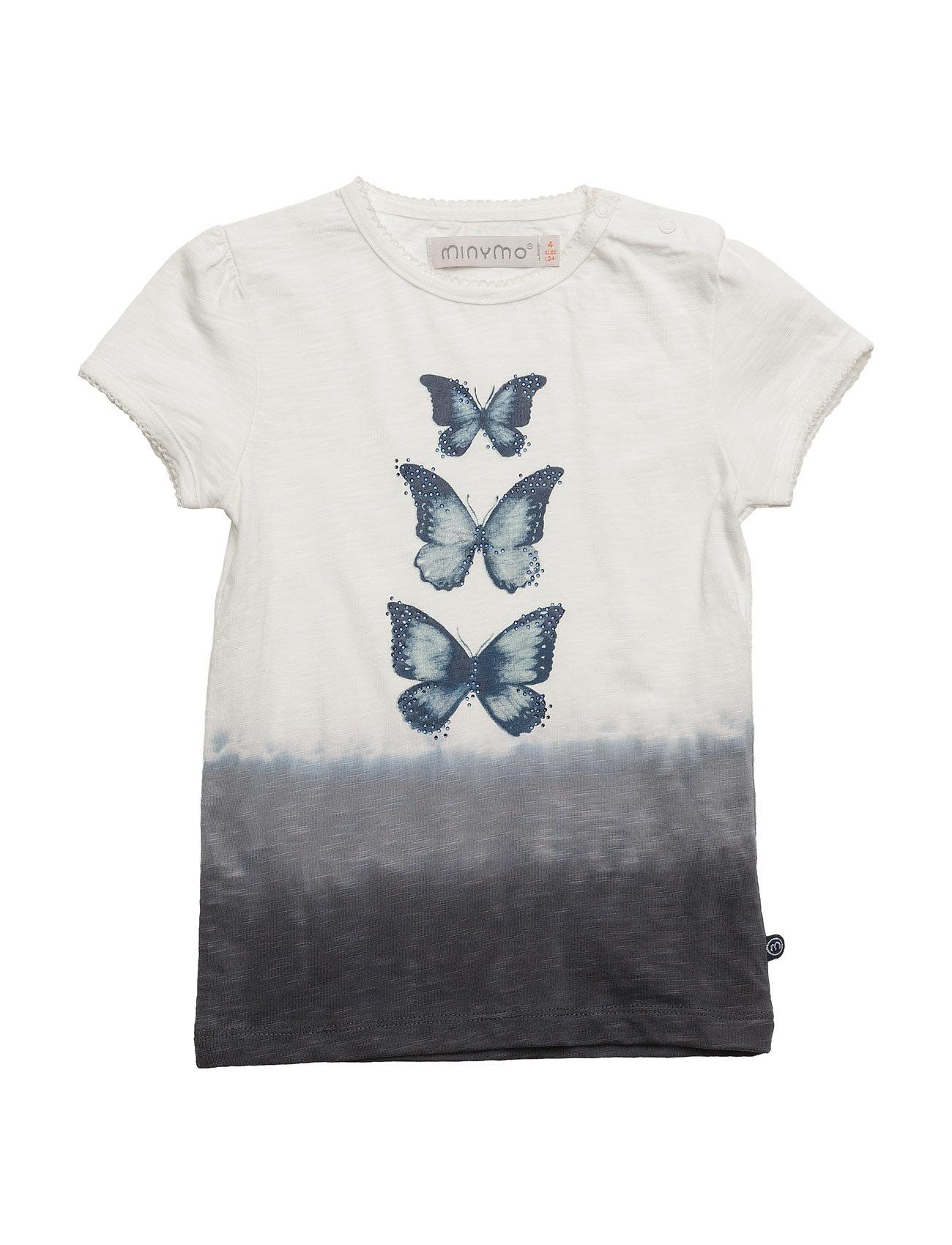 72 -T-Shirt Ss W. Butter - Minymo