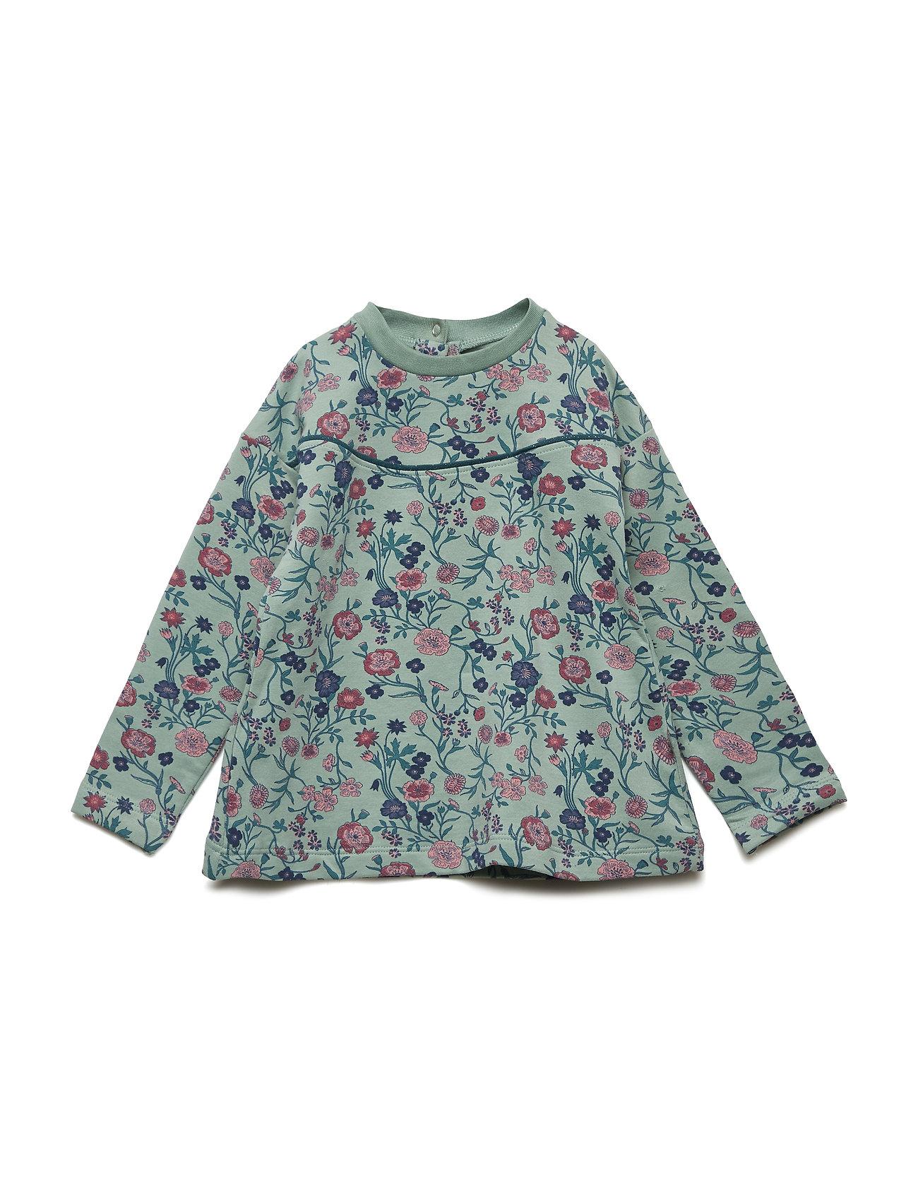 Sweat Shirt W. Aop - Minymo