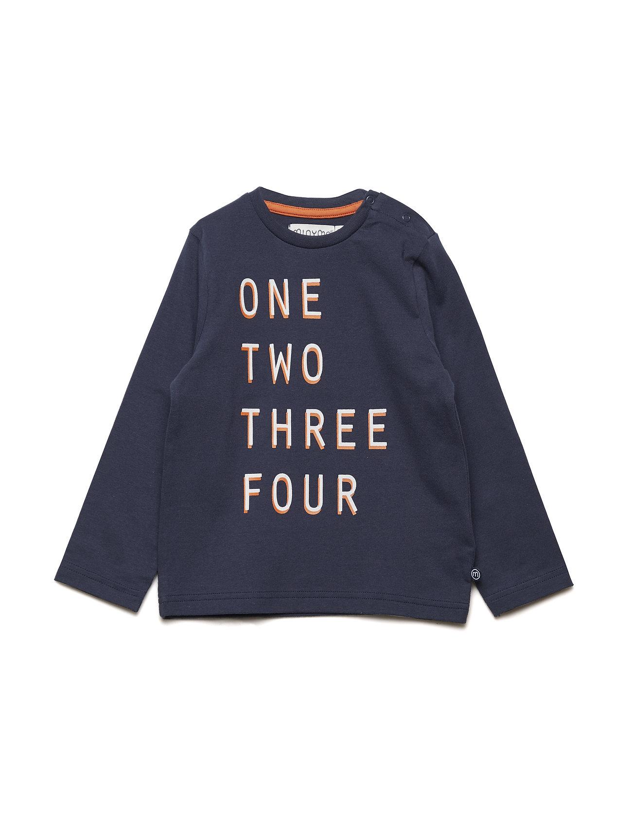 T-Shirt  Ls W/Print - Minymo