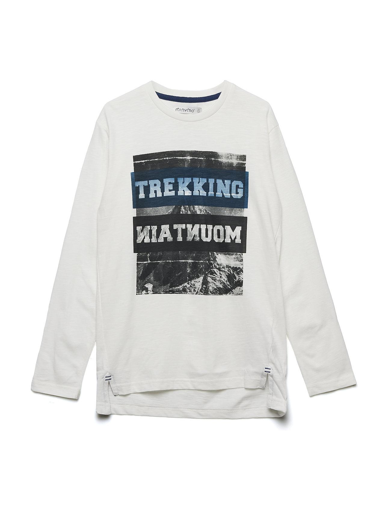 T-Shirt Ls W. Photoprint - Minymo