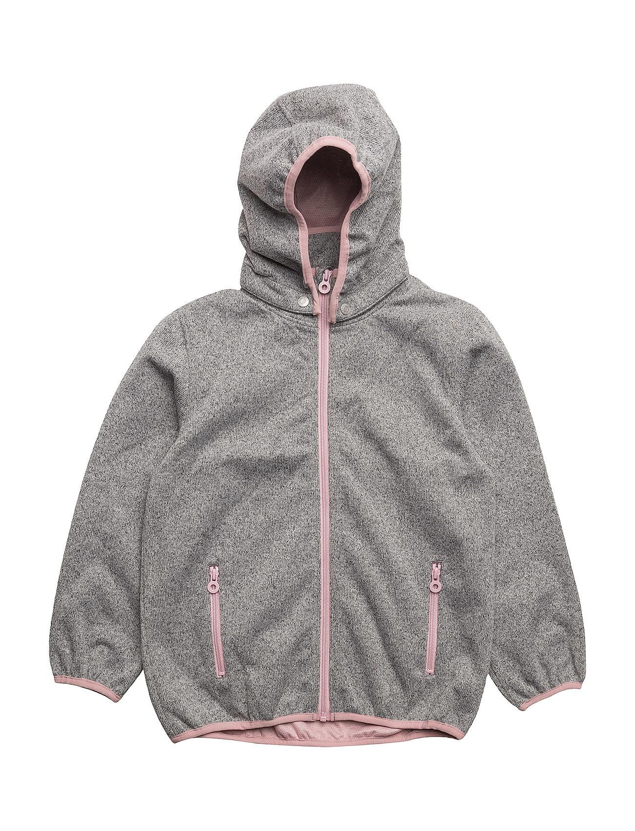 Minymo Pil 21 - Knit jacket - ZEPHYR