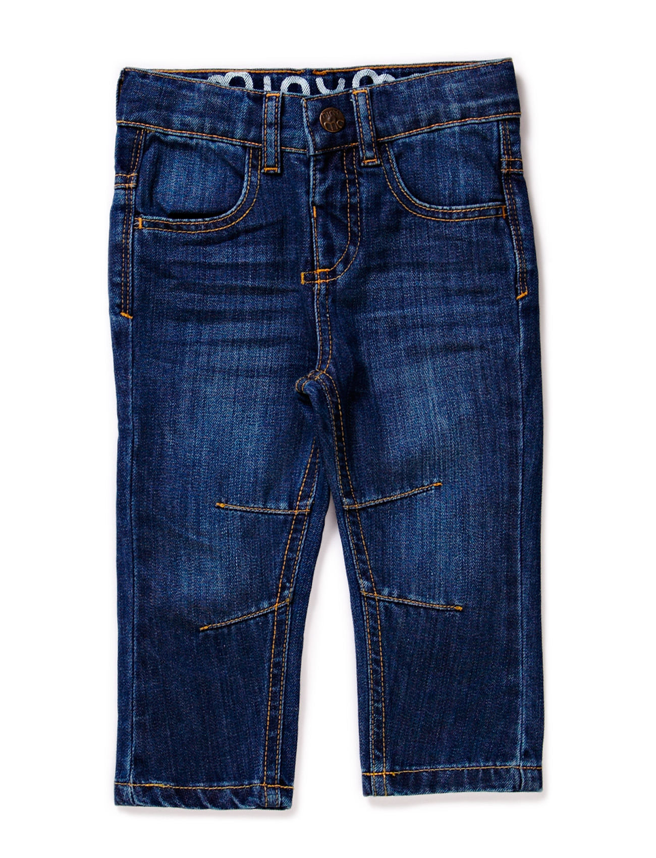 Minymo Jeans boy - Regular engineer - DENIM