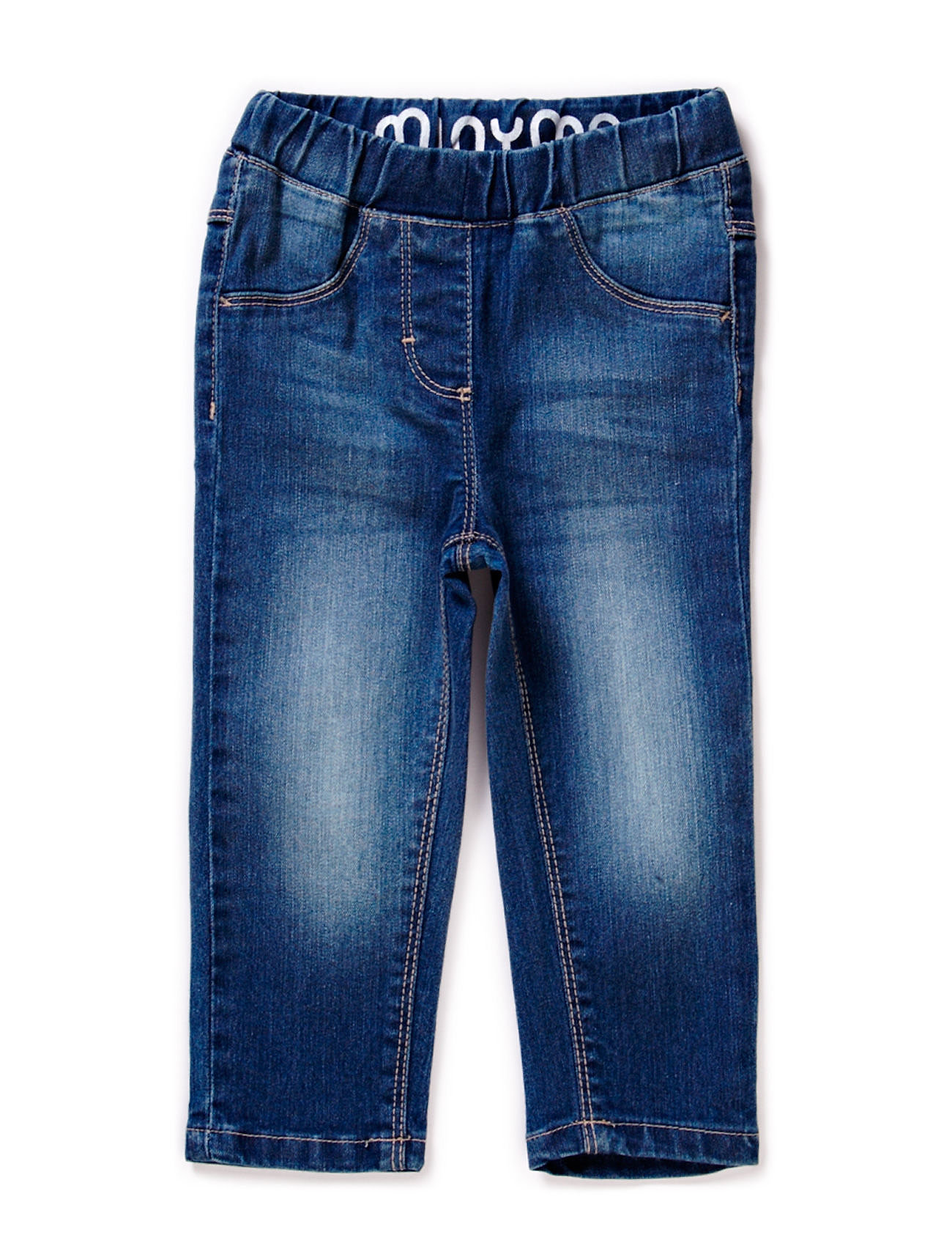 Minymo Jeans girl - Slim fit - DENIM