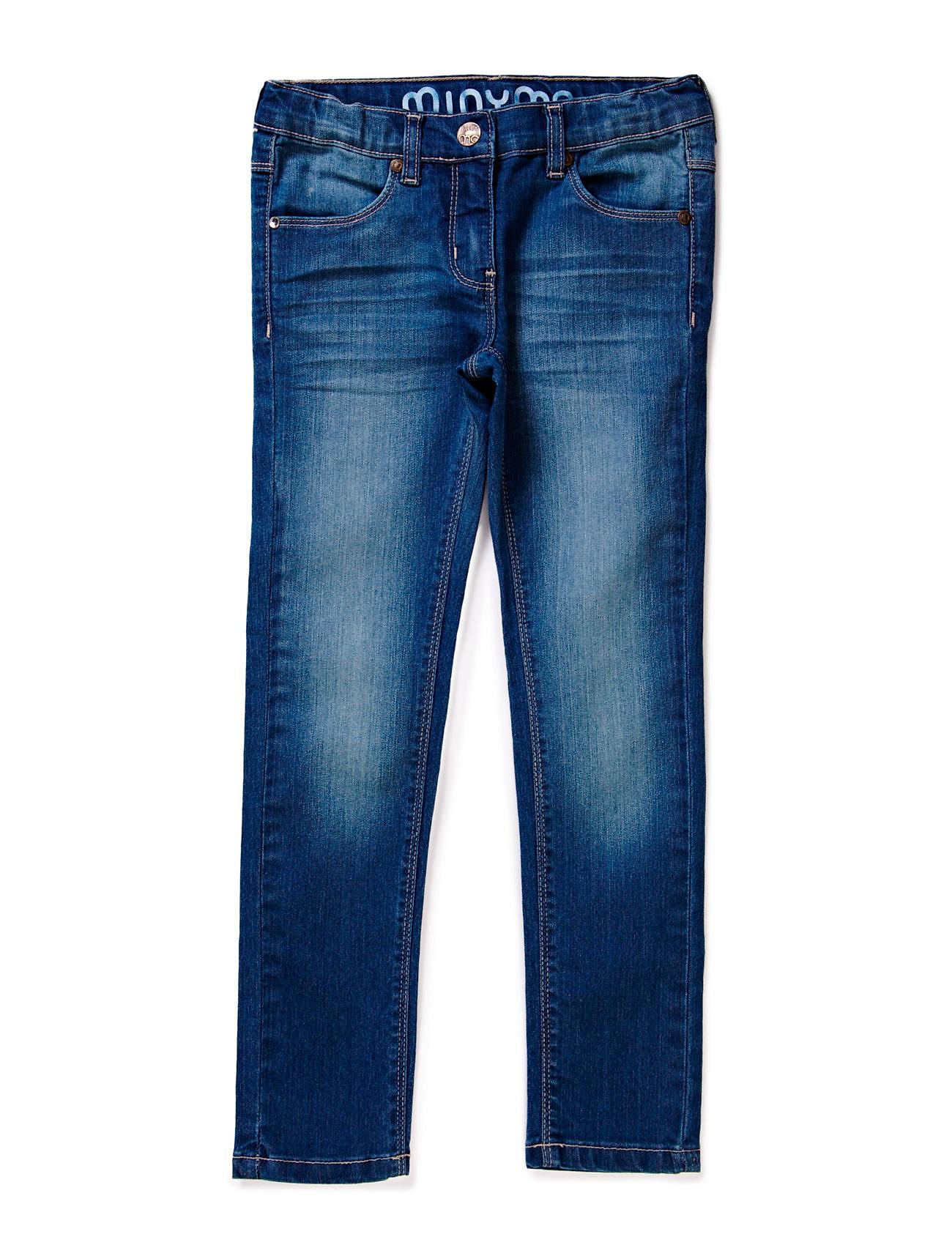 Minymo Jeans girl - Tight fit - DENIM