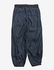 Minymo - Baggy denim pant -BOY - broeken - dark blue - 1