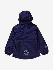 Minymo - Raincoat, breathable - jakker - dark navy - 2