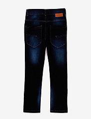 Minymo - Jeans boy Malvin - Slim fit - farkut - dark blue denim - 1
