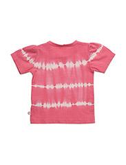 T-shirt SS w. Tie dye