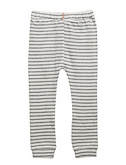 02 - Pants Y/D Striped - WHITE
