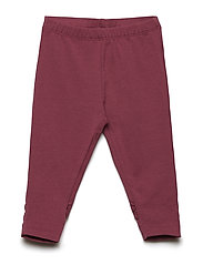 Leggings - MAROON