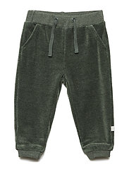 Pants velour - URBAN CHIC