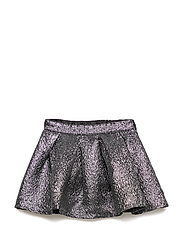 Skirt w. silver - SILVER