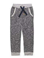 48 - Sweat Pants w.button - ANTHRACITE