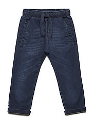 Denim pants - INDIGO BLUE