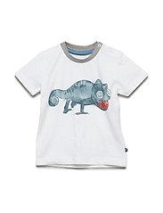 T-Shirt  SS - BRIGHT WHITE