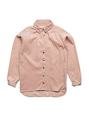 54 -Corduroy shirt - MISTY ROSE