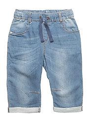 Shorts Sweat denim - ENSIGN BLUE