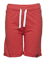 Sweat Shorts - POMPEIAN RED