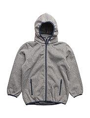 Pil 21 - Knit jacket - INDIA INK