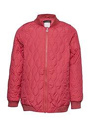 Quilt jacket - Girl JUNIOR - BAROQUE ROSE