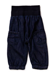 Baggy pants -UNISEX - DARK BLUE